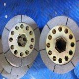 Disque de frein d'élévateur pour la grue à tour, pièces de rechange de grue à tour