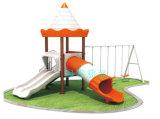 Patio de recreo al aire libre para niños