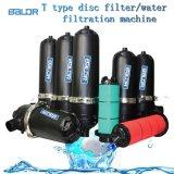 De irrigación del agua tipo filtro del sistema /T de la filtración pre de discos del agua de Bdf050t