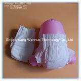 安いおむつによって印刷される機能および綿の物質的な赤ん坊のおむつ