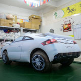 Modello gonfiabile dell'automobile di modo per fare pubblicità