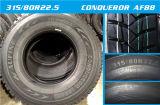 Reifen-Marken der Oberseite-10 315/80r22.5, 385/65r22.5, 11r22.5, 295/75r22.5, 315/70r22.5 und 1200r24 mit konkurrenzfähiger Preis-Liste