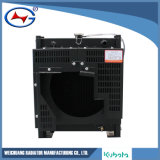 D1105-3 radiador de aluminio lleno China que hace radiador el radiador de aluminio de la base