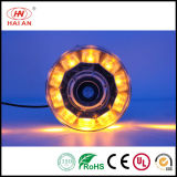12V / 24V High Power White Amber LED Beacon Light / Amber LED Rotating Beacon Light / Magnet Cigarette Clignotante Beacon Light