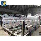 Professional haciendo pequeño rollo de papel higiénico/ rebobinador de rollo de papel Jumbo/ el rebobinado de la máquina de papel higiénico