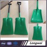 緑PPの物質的なプラスチックは正方形のシャベルを非スパークさせる