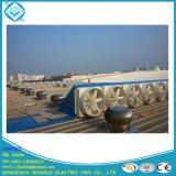 Directo de fibra de vidrio Industrial impulsado Ventilador extractor de cono de plástico reforzado con fibra