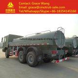 Vrachtwagen van de Tanker van de Brandstof van de Tankwagen van Sinotruk HOWO de Nieuwe 6*4 4*2