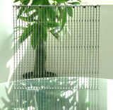P10 Pantalla LED de alta transparencia de cristal \ Pantalla LED Hermosa \ moda LED de pared de vidrio