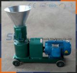 160-220kg/H Small Feed Pellet Production Line Poultry Mill Machine