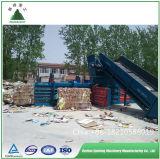 160t de resíduos de papel de alta eficiência Catálogo de plástico de papelão da enfardadeira com marcação CE certificadas ISO