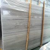 Natürliche hölzerne Korn-Marmor-Kristallplatte für Fußboden-/Wand-Fliesen
