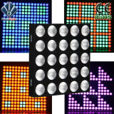 25X9w RGB LED Matrix Блиндер этапе Pixel Studio лампа