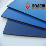 Painel composto de alumínio do poliéster de Ideabond (Verdure de AE-35A)