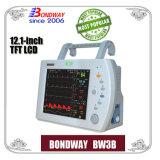 De draagbare Medische Geduldige Monitor van het Bed van de Apparatuur aan de Prijs van de Fabriek, Geduldige Controle ICU
