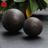 Высокая жесткость поддельных шлифовки стальной шарик для добычи полезных ископаемых