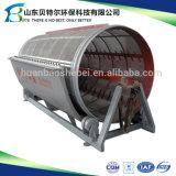 Tipo micro máquina do cilindro da filtragem para o tratamento da água Waste