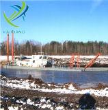 CSD300泥の浚渫のためのベストセラーの高品質のカッターの吸引の浚渫船