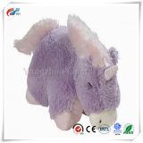 "18 "" animal de peluche un jouet en peluche Pet Unicorn oreiller moelleux"
