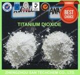 Voedsel en Apotheek die de Gezonde Lage Rang van Anatase van het Dioxyde van het Titanium van het Zware Metaal TiO2 maken