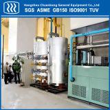 Kälteerzeugende Asu Luft-Gas-Trennung-O2-N2-AR-Erzeugungs-Pflanze