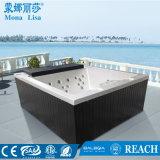 Monalisa Outdoor acrylique Whirlpool massage spa à remous pour 3 à 5 personne (M-3369)