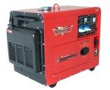 type silencieux du générateur 5kw diesel refroidi par air