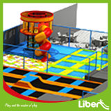 Liben Dream Land Comercial Interior Gran Trampolín