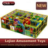 Ce пластика мягкие детей игровая площадка внутри оборудования (T1506-10)