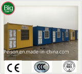 Casa prefabricada del diseño colorido flexible/prefabricada móvil del área de la construcción
