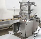 ウエファーおよびビスケットの自動終わる包むタイプ包装機械