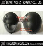 太字のプラスチックオートバイのヘルメット型