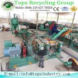 machine de recyclage de pneus en caoutchouc