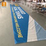 Bandiera esterna stampata della maglia del vinile di prezzi bassi variopinta