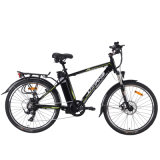 새로운 고전적인 디스크 브레이크 전기 산악 자전거