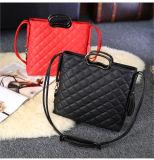 Beutel der Metallgriff-Form-Dame-Bags Simple Handbags Embroidering (WDL0145)