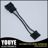 倍が付いている自動AVの接続の配線用ハーネスDC接続ワイヤーケーブル