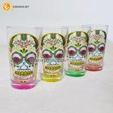 Кружка стекла пива оптовой продажи чашки фабрики Китая стеклянная