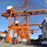 4 cuerdas barco grúa de cubierta con capacidad de 30000 toneladas