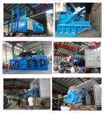 De Installatie van het Recycling van de Band van het schroot/de Lopende band van het Recycling van de Band van het Afval