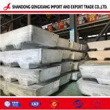 Ganvanized plaque en acier laminés à froid faite en usine de Shandong
