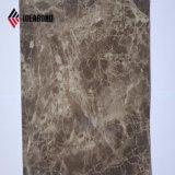 Камень Ideabond текстуры Алюминиевый композитный материал Acm