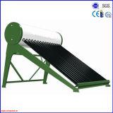 Réchauffeur d'eau solaire pressurisé intégré à la bobine de cuivre préchauffée intégrée