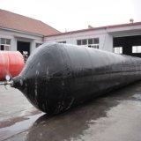 Bolsa a ar de borracha marinha de D1.2mx L16m para levantar