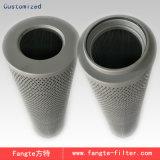 Filtro de Lh cartucho de filtro Filtro de aceite hidráulico RE630f12
