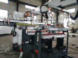 CNC van drie Rijen de Houten Machine van /CNC van de Machine van de multi-Boring Houten Boring met Digitale Vertoning