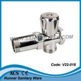 Угол поворота клапана для стиральной машины с разъемом (V22-018)