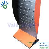 Eisen-Metallkostenzähler-elektronischer Zubehör-Produkt-Ausstellungsstand mit Metallhaken