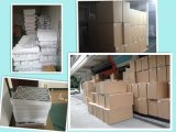 Merv 4-8 gefalteter Papierpanel-Wegwerffilter