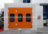 Cabina de aerosol de la calefacción de Infrare, equipo industrial de la capa